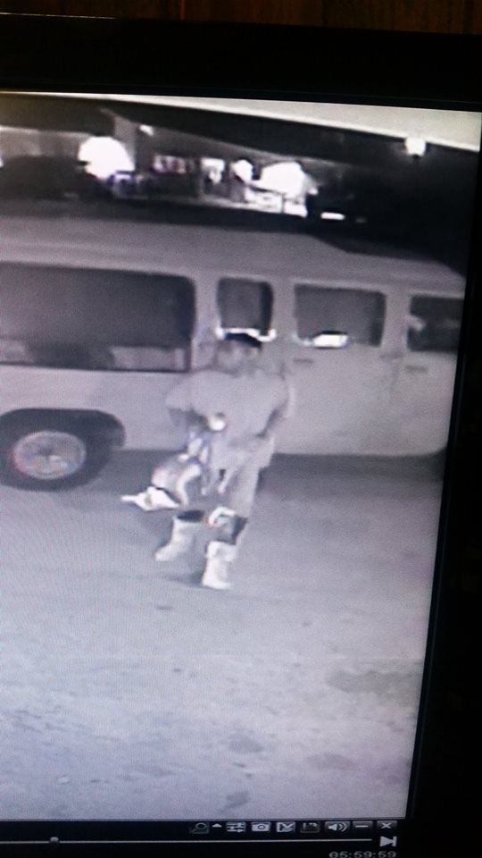 Ballinger Police Need your Help to Identify this Man