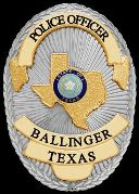 Ballinger Police Department New Website